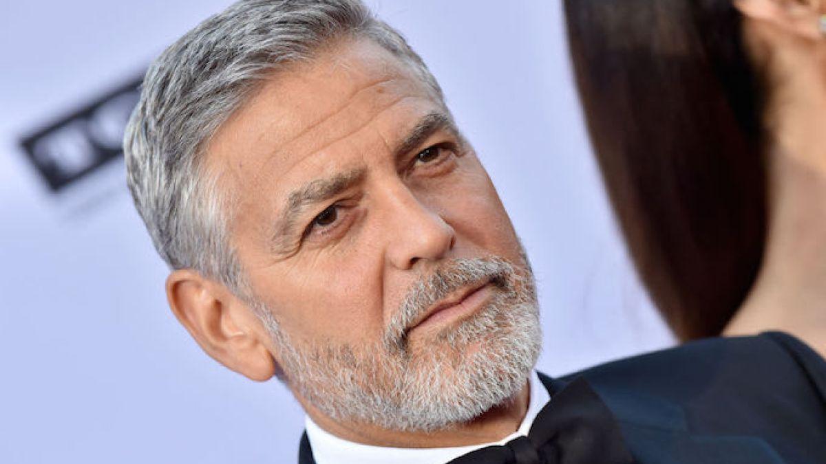 Georges Clooney, acteur le mieux payé au monde mais ce n'est pas grâce au cinéma…