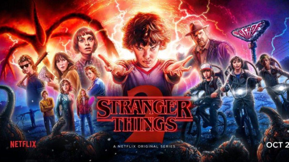 Découvrez l'incroyable salaire des acteurs de Stranger Things !