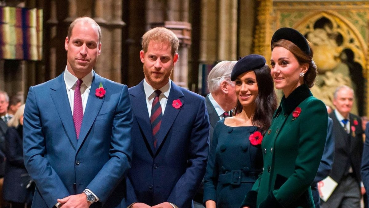 Tensions entre Meghan Markle et Kate Middleton : Les princes William et Harry en froid aussi !
