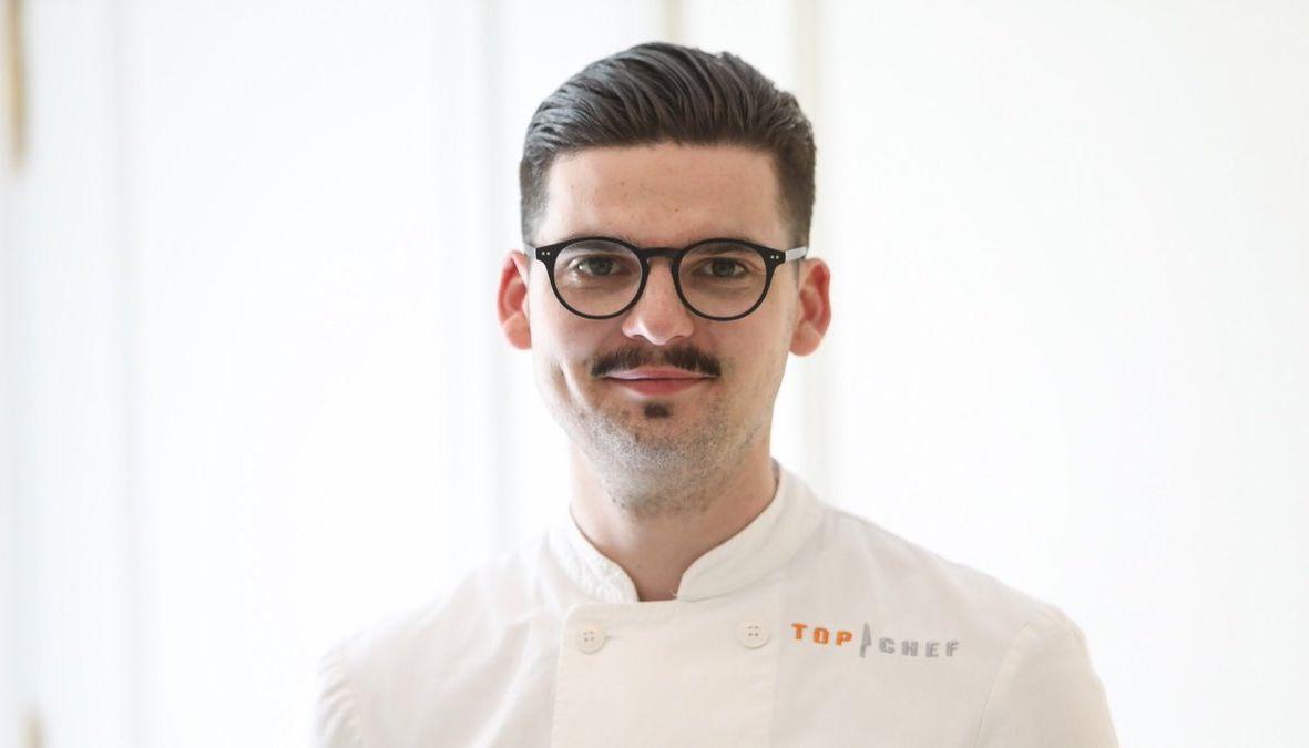 La neuvième saison de Top Chef Camille Delcroix
