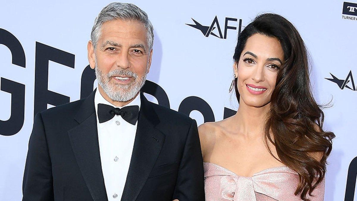 Georges Clooney et Amal Alamuddin : en route vers le divorce ?
