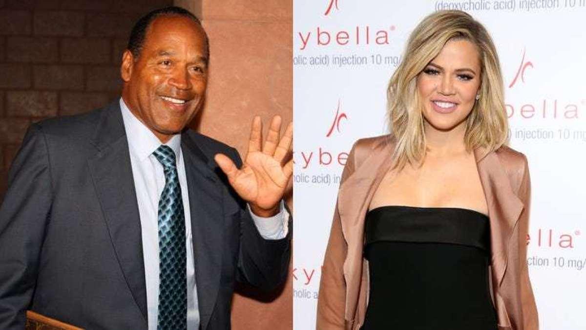 OJ Simpson, le véritable père de Khloé Kardashian ? Le sportif dément !