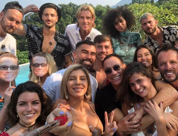 Les Anges 12 : Anissa et Jean-Claude Van Damme en couple ? Les confidences de Cyril Hanouna !