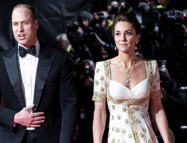 Quand Brad Pitt met Kate Middleton et le prince William dans l'embarras