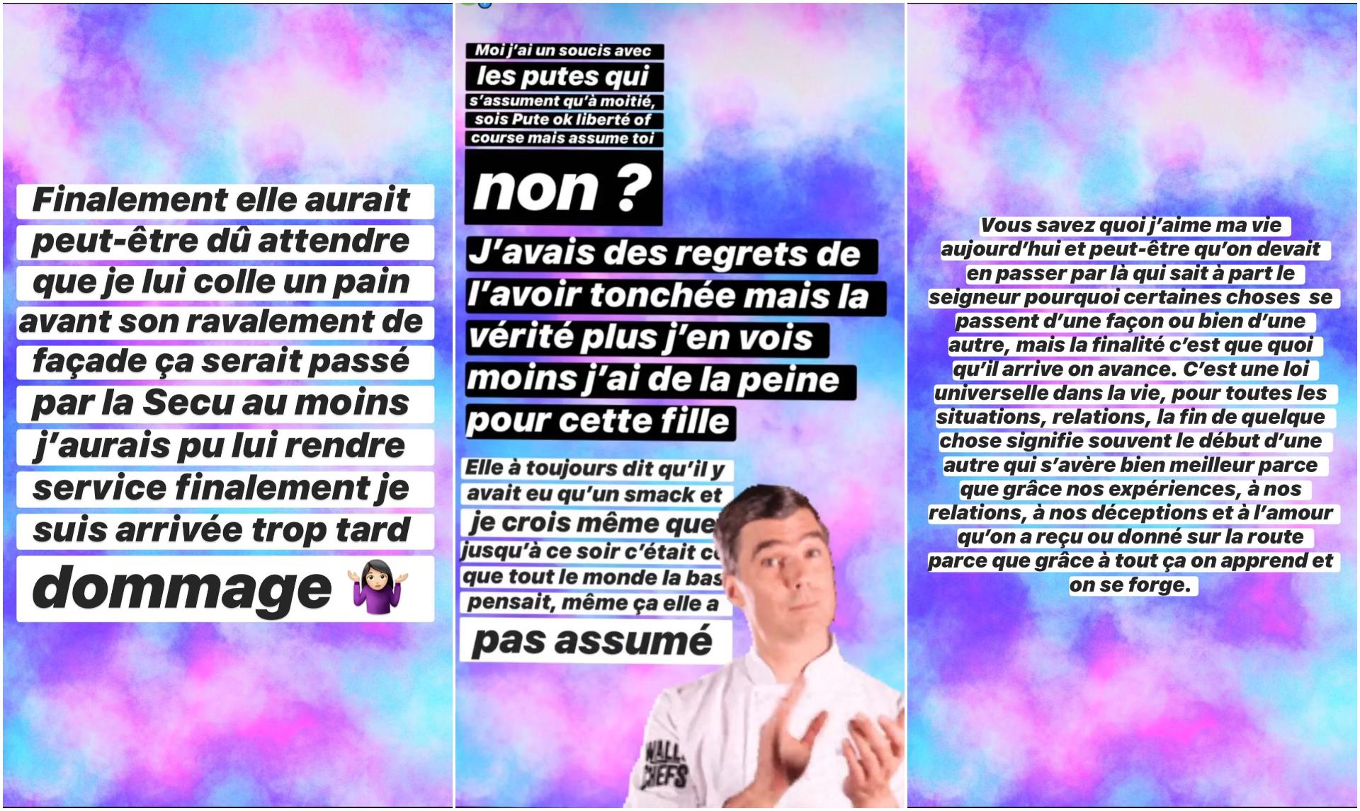 LMAC : Julien Guirado dézingue Alix et balance sa liaison avec un rappeur !