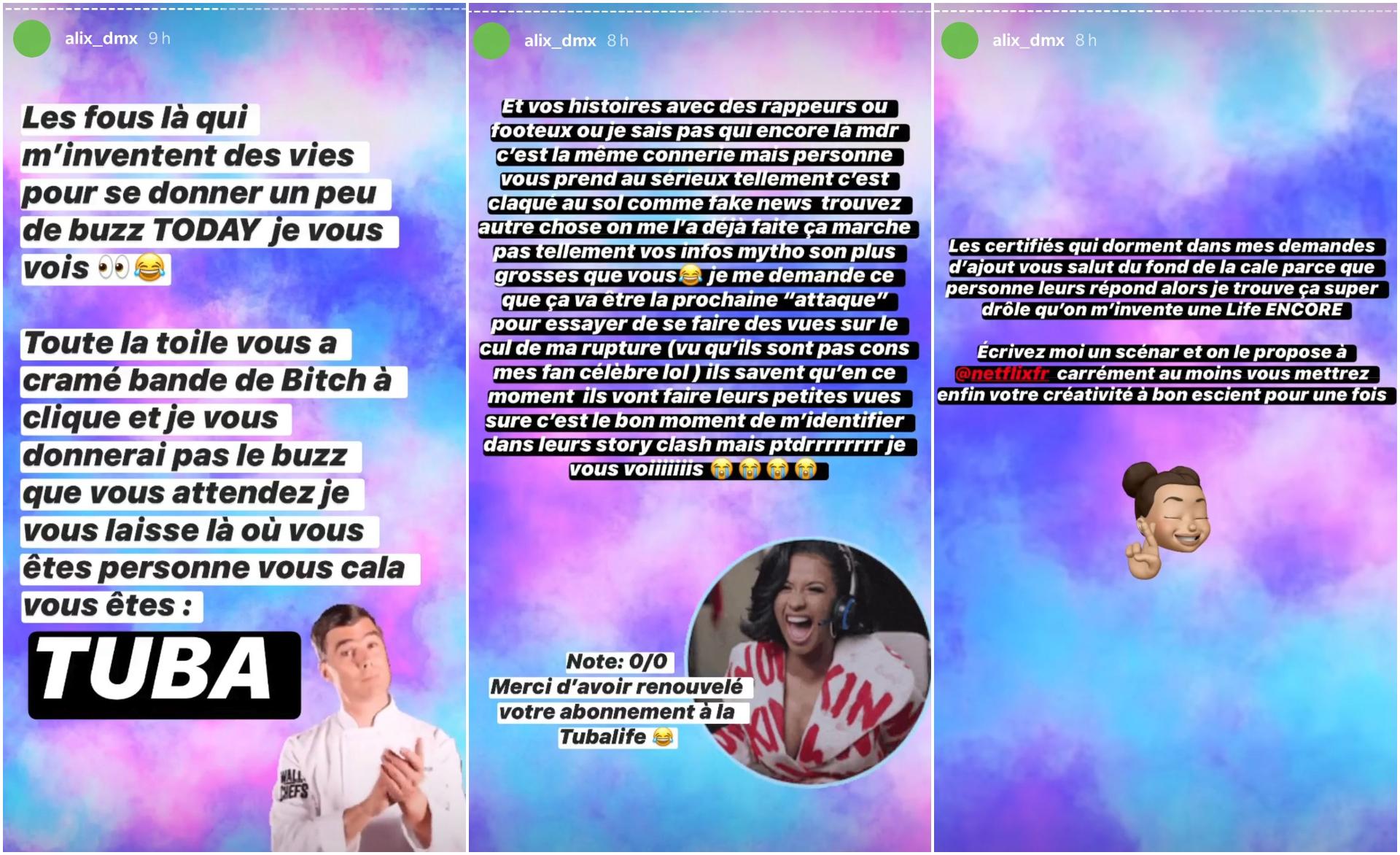 LMAC : Julien Guirado dézingue Alix et balance sa liaison avec un rappeur ! [Mis à jour]