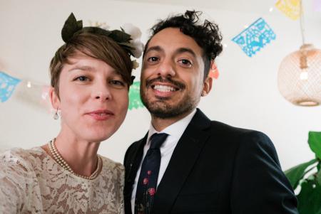 Un couple se marie sur Internet malgré le confinement TOUTFILM