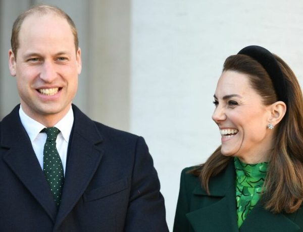 Kate Middleton et le prince William surpris par un photographe lors d'un moment intime