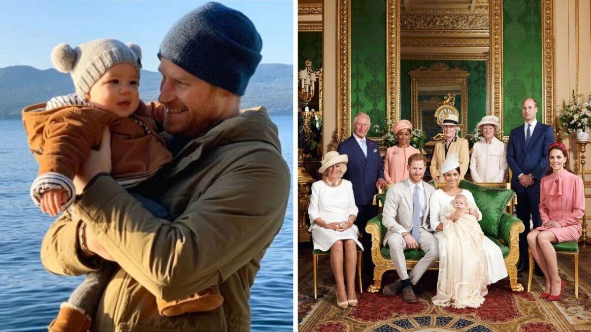 Anniversaire du prince Archie : Le beau geste de Kate Middleton et du prince William