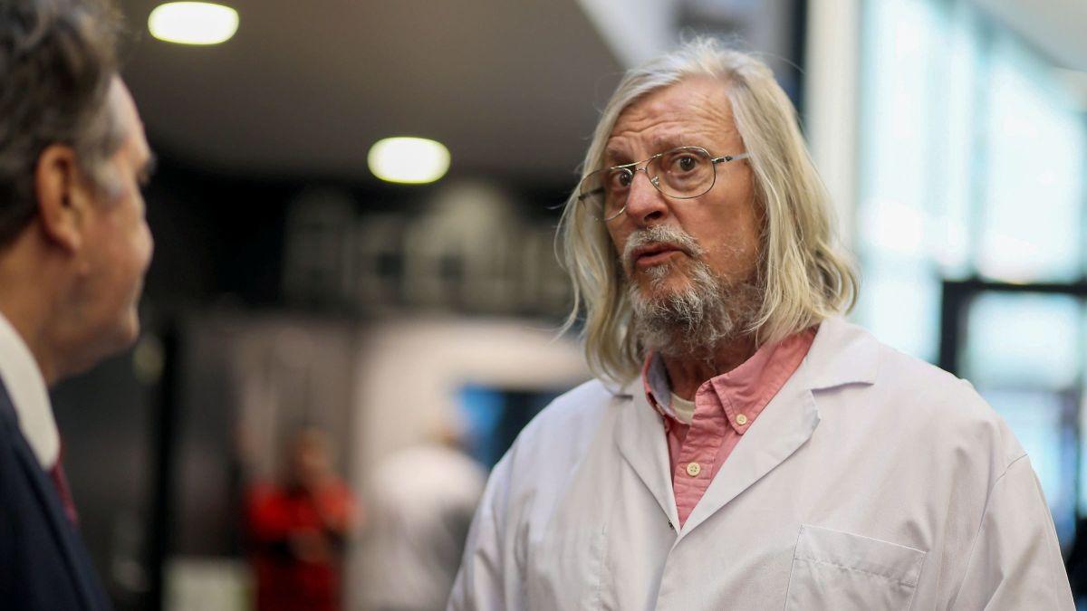 Didier Raoult : le professeur à l'origine d'une nouvelle provocation