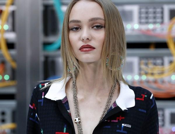 Lily-Rose Depp divine pour ses 21 ans : Sa cambrure de rêve affole la Toile