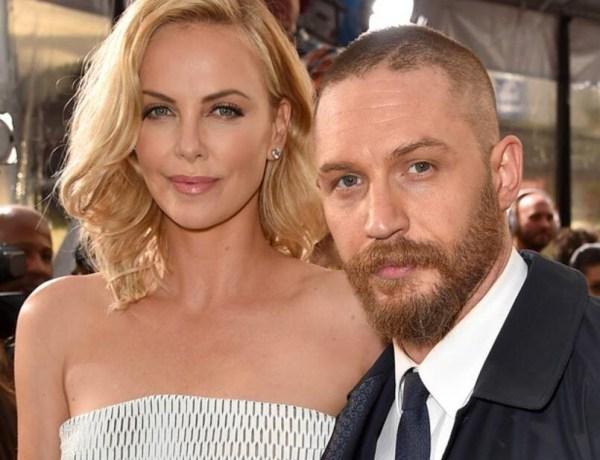 Mad Max Fury Road : Charlize Theron et Tom Hardy reviennent sur leur mésentente