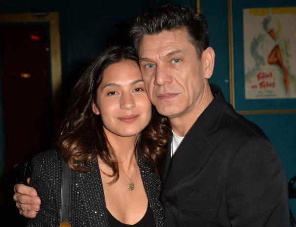 Marc Lavoine et Line Papin mariés cet été ?