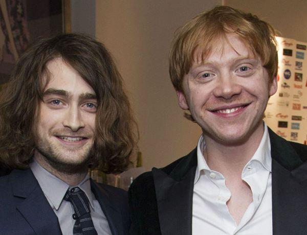 Daniel Radcliffe : Sa réaction «bizarre» à la naissance du bébé de Rupert Grint
