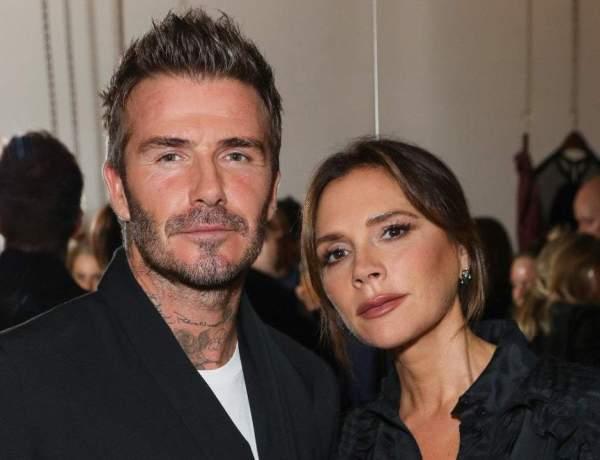 Victoria Beckham bronzée et souriante sur Instagram : David la taquine !