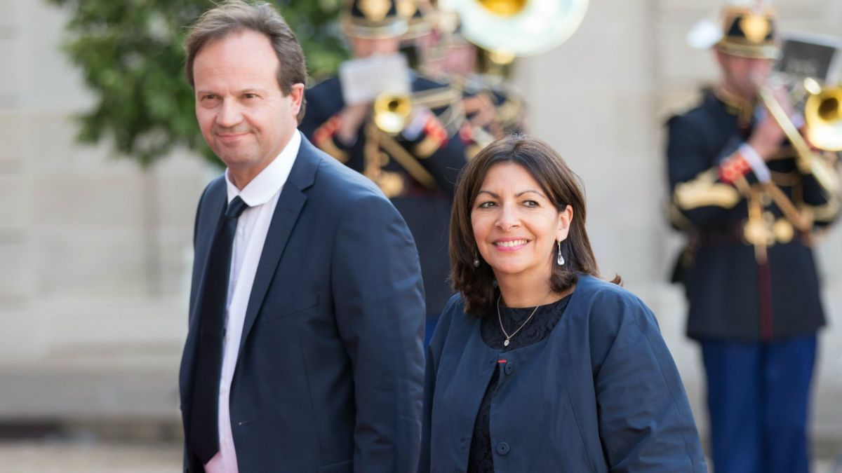 Municipales à Paris – Anne Hidalgo : Qui est son mari Jean-Marc Germain ?
