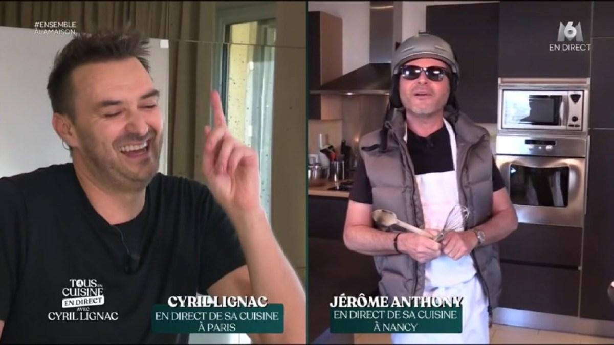 Tous en Cuisine : Cyril Lignac adresse un touchant message à Jérôme Anthony