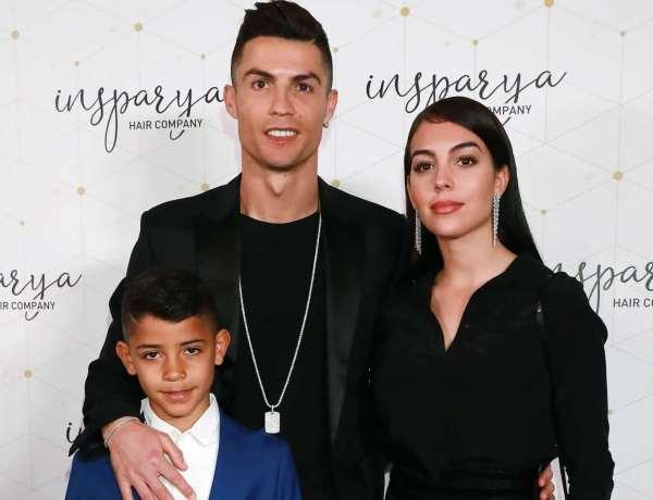 Cristiano Ronaldo : Ces images de son fils aîné font polémique !