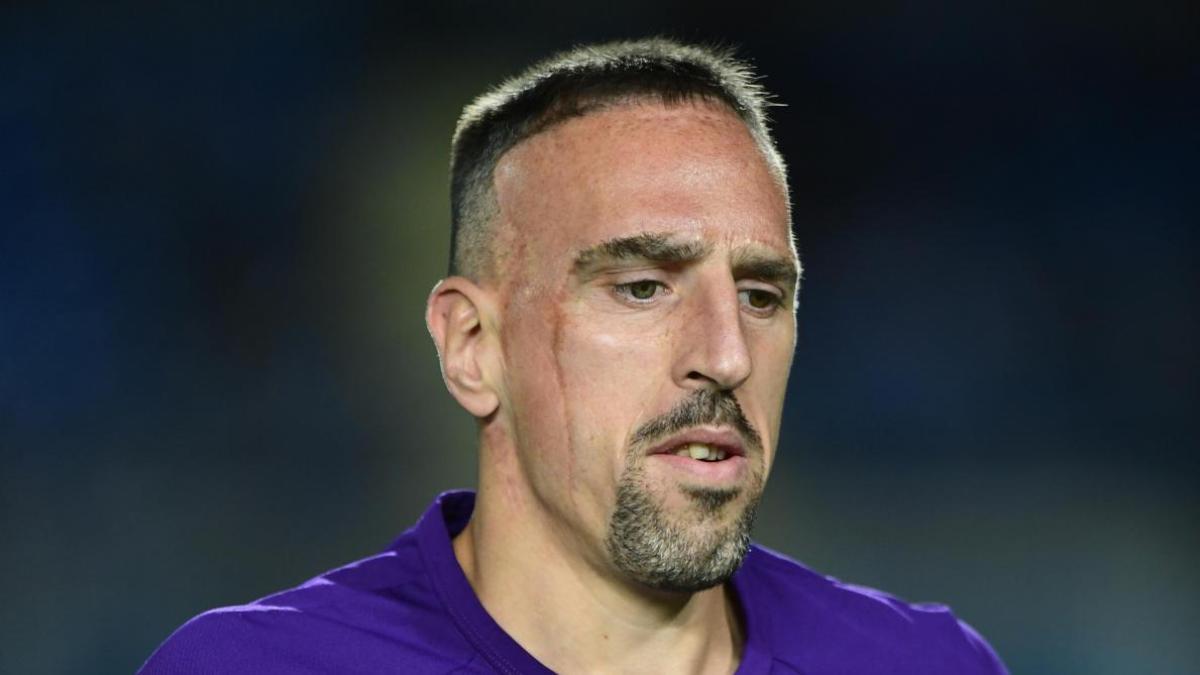 Franck Ribéry sous le choc après un cambriolage : «Cette impression d'être à poil»