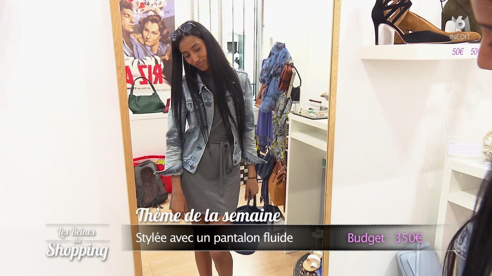 Les Reines du shopping : une reine du mensonge parmi les candidates !