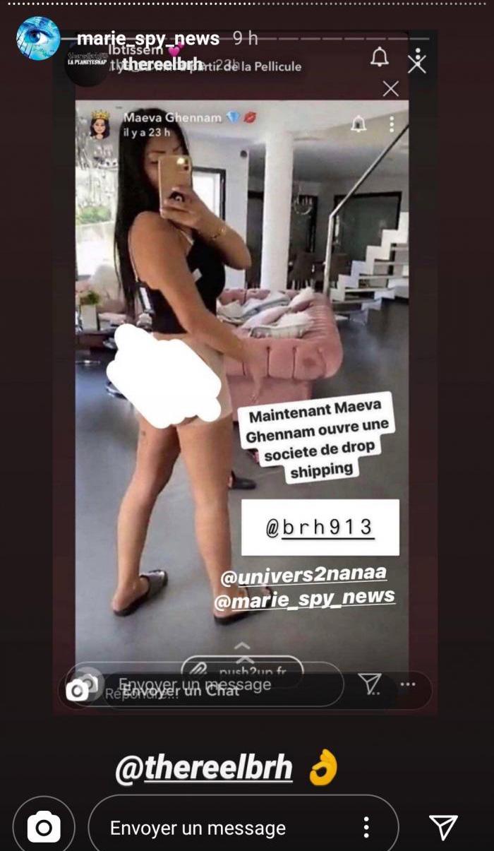 Maeva Ghennam : le lancement de sa marque fait scandale sur la toile !