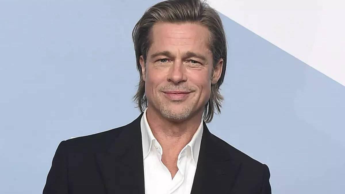 Brad Pitt en couple ? Le comédien surpris avec le top model de 27 ans Nicole Poturalski