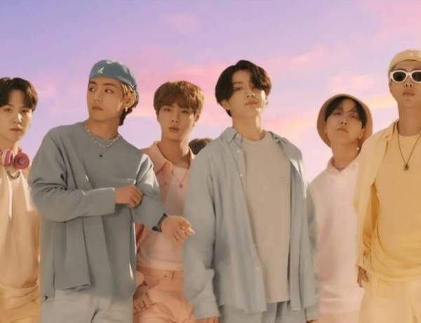 BTS : Leur nouveau clip totalise plus de 101 millions de vues en une journée