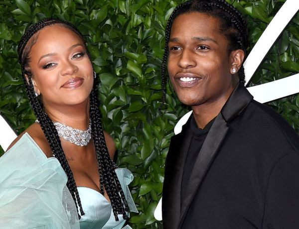 Rihanna : La star flirte avec ASAP Rocky en pleine interview !