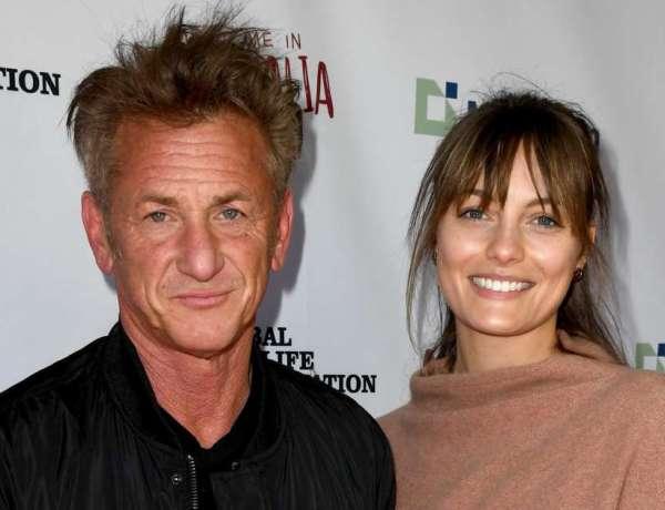 Sean Penn s'est remarié en secret avec sa compagne de 28 ans !