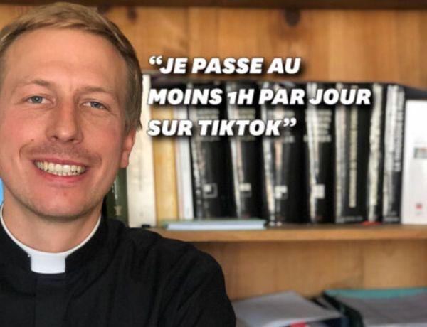 TikTok : Ce prêtre est devenu une véritable star sur l'application