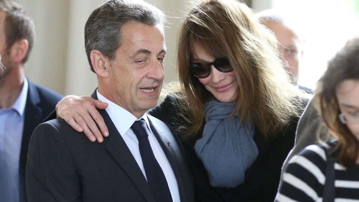 Carla Bruni : pour Nicolas Sarkozy, elle est devenue fidèle