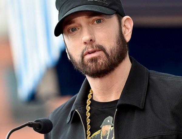 Eminem en danger ? Le rappeur a été menacé de mort chez lui !
