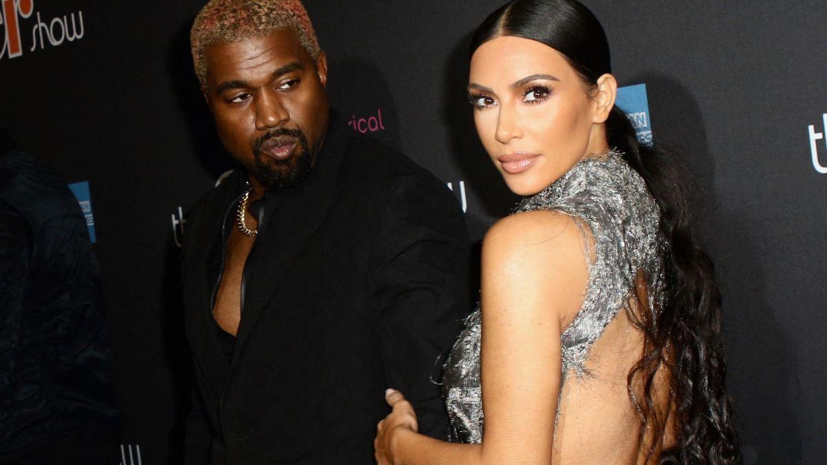 Divorce de Kanye West : Il demande la garde partagée des enfants