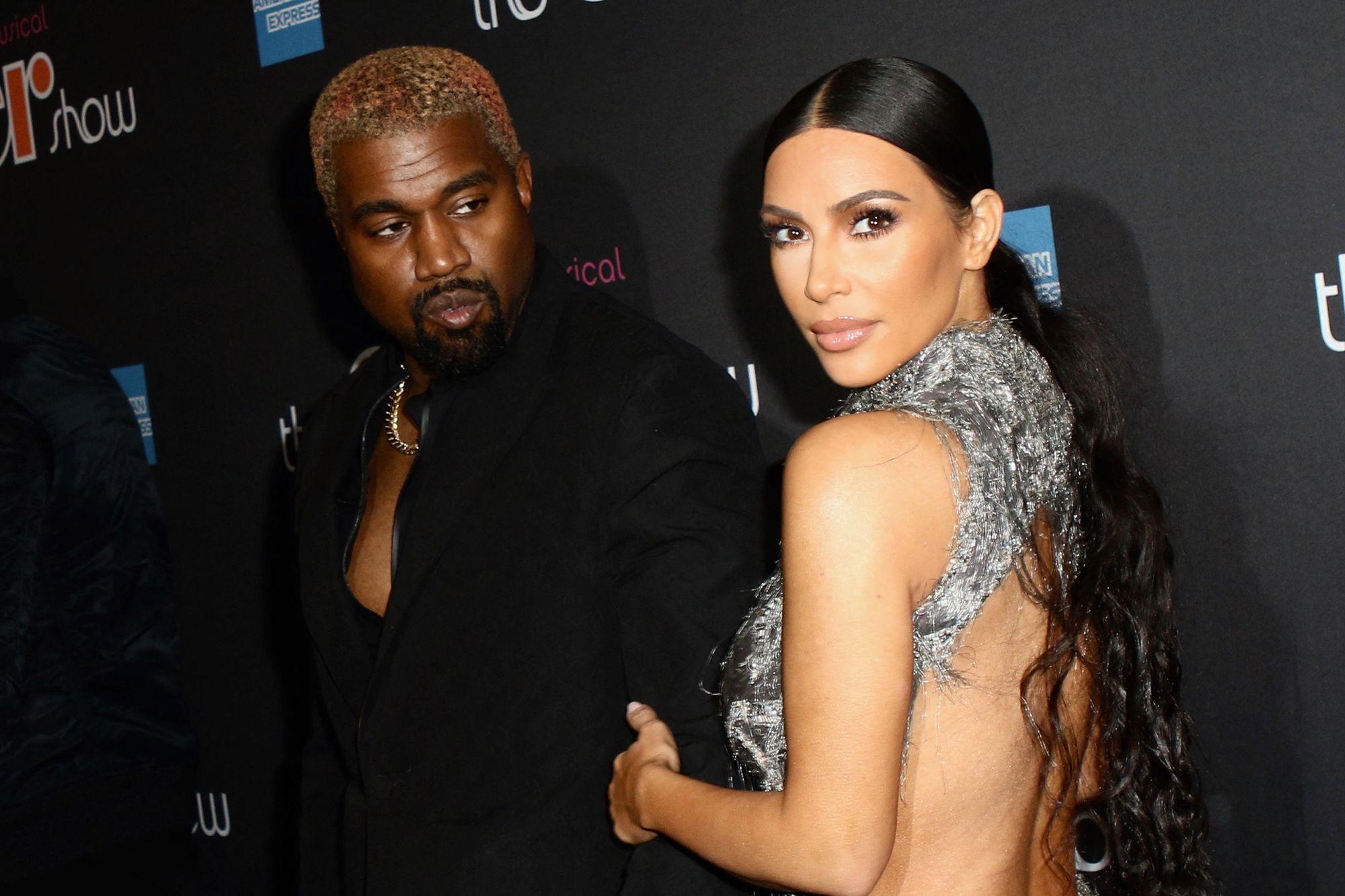 Kim Kardashian prête à divorcer de Kanye West ? Un proche se confie