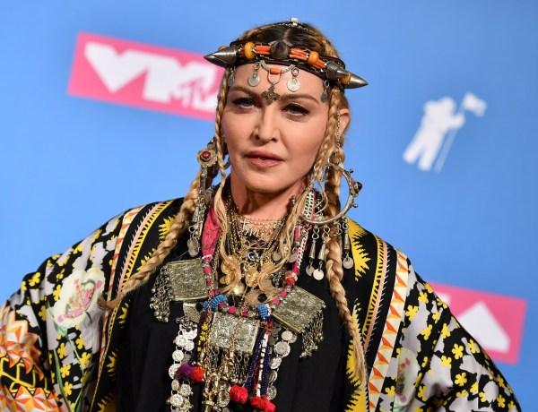 Madonna : La chanteuse confirme qu'un biopic sur sa vie est en préparation