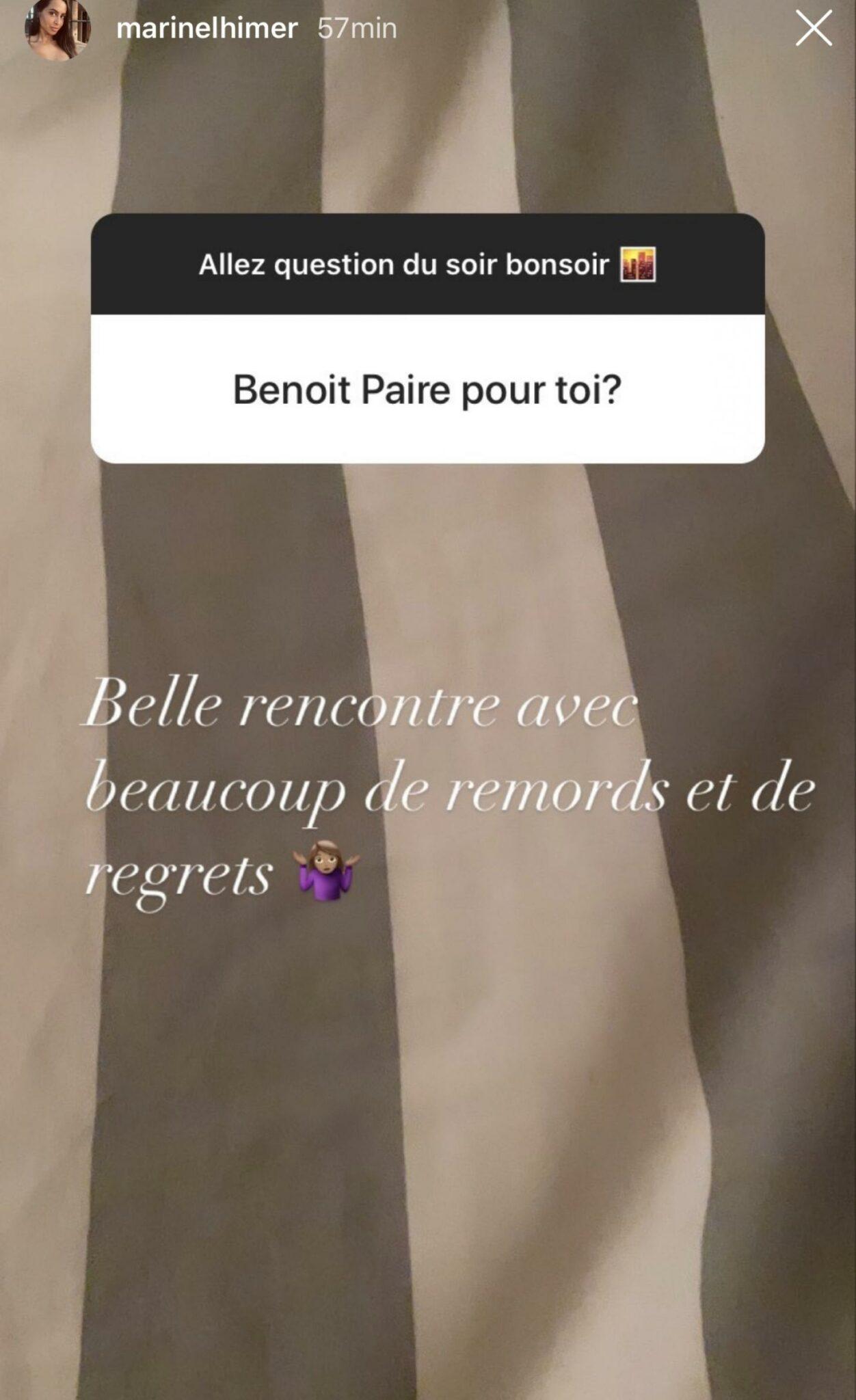 Marine El Himer : célibataire ? Elle se confie sur sa relation avec Benoit Paire