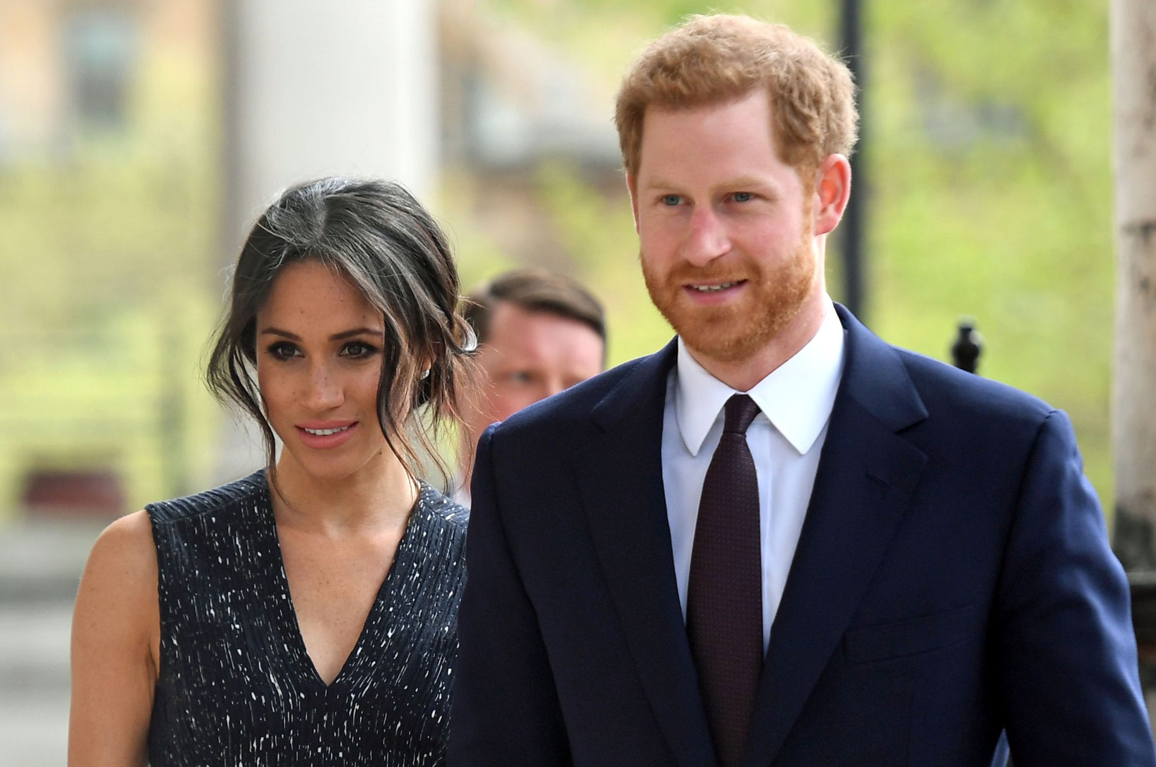 Meghan Markle et prince Harry @BestImage