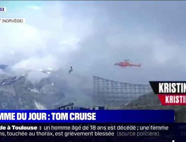 Tom Cruise : Son incroyable cascade effectuée pour le film Mission Impossible 7 !