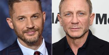 Tom Hardy sera-t-il le prochain James Bond à la place de Daniel Craig ?