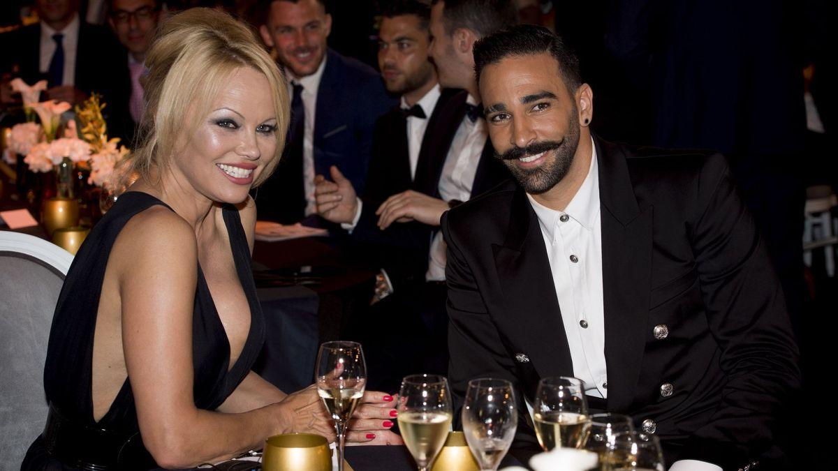 Adil Rami sur sa rupture avec Pamela Anderson : «Je pourrais la jouer sale, balancer nos sextapes»