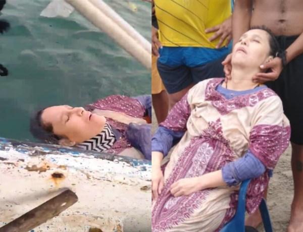 Deux ans après, une disparue est retrouvée miraculeusement en mer