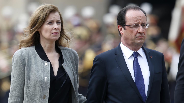 François Hollande a repoussé sa rupture avec Valérie Trierweiler pour une étrange raison...