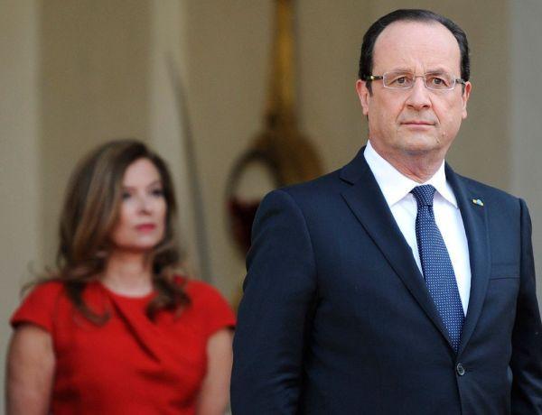 François Hollande a repoussé sa rupture avec Valérie Trierweiler pour une étrange raison…