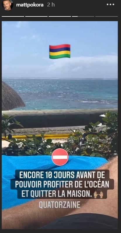 Matt Pokora et Christina Milian à l'île Maurice : Respectent-ils les mesures sanitaires ?