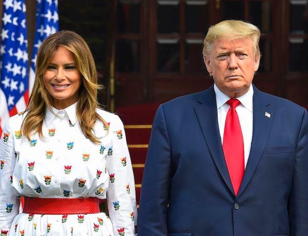 Melania Trump remplacée par un sosie ? Ce cliché qui affole la toile