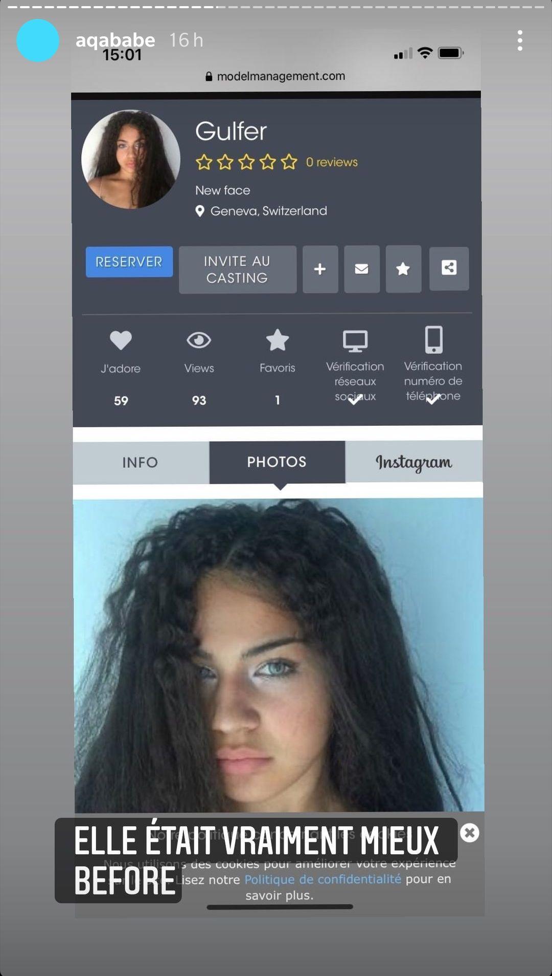 Mujdat Saglam : Les photos de sa petite amie Feliccia avant la chirurgie esthétique dévoilées !