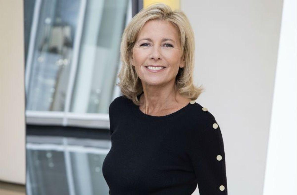 Claire Chazal @François Roelants