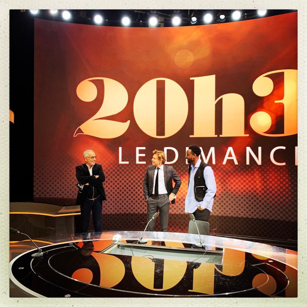 Fabrice Luchini s'excuse pour son coup de gueule contre le gouvernement.