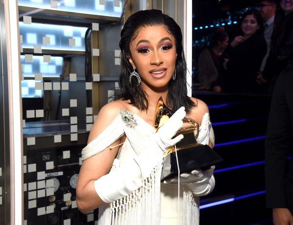 Grammy Awards 2021 : Cardi B critiquée par Wiz Khalifa, Nicki Minaj s'en mêle !