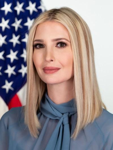Ivanka Trump @Wikipedia